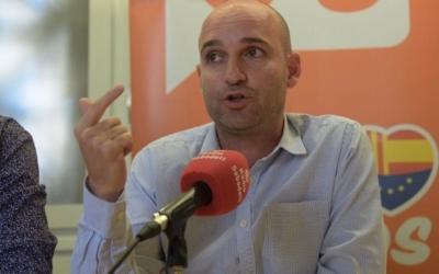 Adrián Hernández considera que Berlanga hauria d'abandonar el govern/ Arxiu Ràdio Sabadell