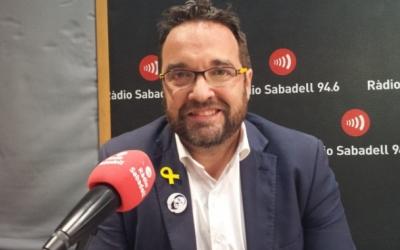 Juli Fernández ha estat nomenat delegat de la Generalitat a Barcelona aquesta setmana/ Arxiu Ràdio Sabadell