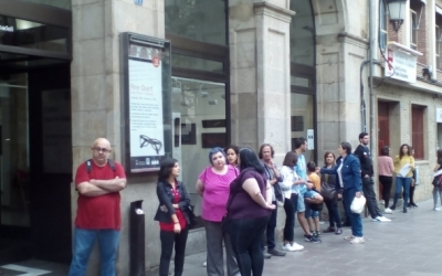 L'Oficina d'Atenció al Discapacitat funciona al Casal Pere Quart/ Arxiu Ràdio Sabadell