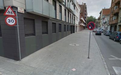 Vorera del carrer Duran i Sors | Google Maps