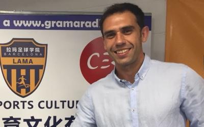 Toni Díaz dirigirà a la Fundació Grama aquesta temporada