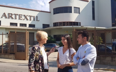 L'alcaldable de Junts per Sabadell, Lourdes Ciuró, proposa crear un centre d'investigació i recerca