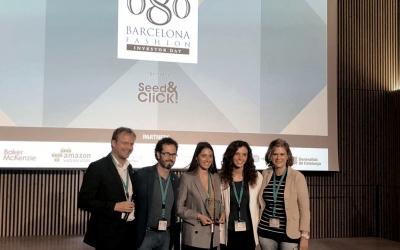 Entrega de premis del 080 Investor Day/ ESDI