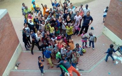 Nens i nenes de l'Esplai La Baldufa  | Facebook Esplai La Baldufa