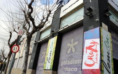 Exterior de la discoteca Palladium | ACN