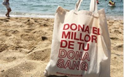 Imatge de la bossa de la campanya #omplelabossa | ACN