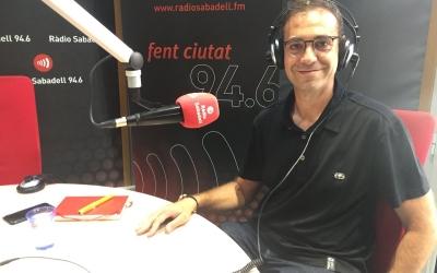 El president del Consell Comarcal, Ignasi Giménez | Arxiu