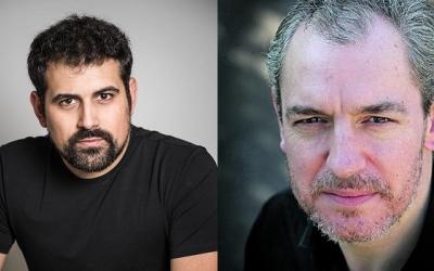 Alberto Díaz i Carles Martínez, protagonistes de l'obra | Cedida