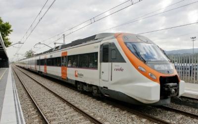 Tren de rodalies Renfe | Generalitat