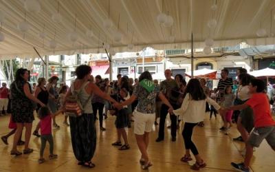 Sarau a l'envelat de Festa Major | Facebook
