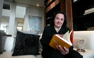 L'escriptora Lluïsa Forrellad | El Punt Avui