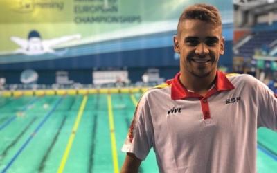 Salguero ja ha arribat a Dublin, on competirà de dijous a diumenge | Instagram