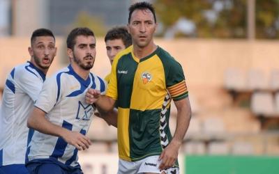 Migue González, capità del Sabadell, amb ganes de començar la temporada | Roger Benet