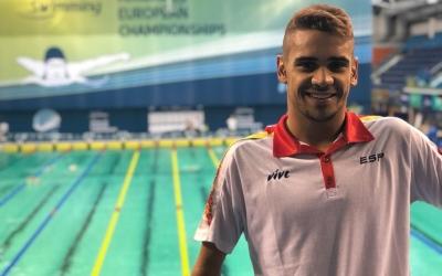 Óscar Salguero a l'Europeu de Dublín | @oscarsalguero1