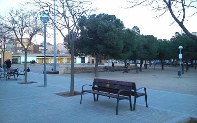 plaça del Treball | Cedida