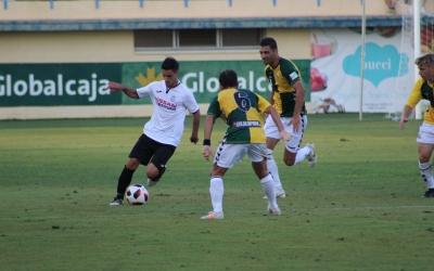 Arturo i Gato persegueixen un rival dissabte a Conca   UB Conquense
