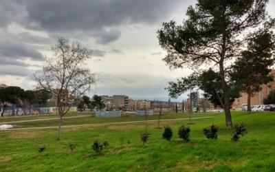 L'executiu ha anat fet petites intervencions al Parc del Nord mentre no es fa la urbanització definitiva/ Arxiu