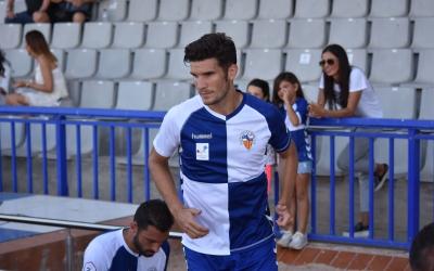 Adri Cuevas, ha jugat de titular els cinc partit del CE Sabadell fins ara a la lliga | Crispulo D.