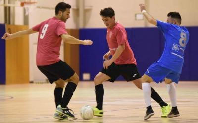 El Grups Arrahona competirà un any més a la quarta màxima categoria del futbol sala estatal | Roger Benet