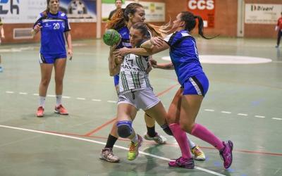L'OAR Gràcia femení arrenca temporada contra el Mislata | Roger Benet