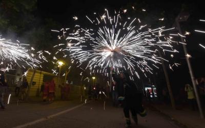 Correfoc a Sabadell | Roger Benet