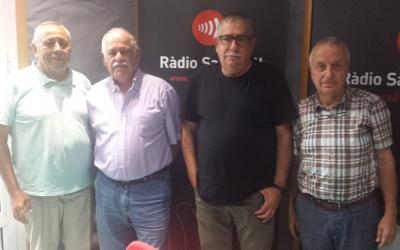 Membres de la Comissió Promotora Documental Torre-romeu |Raquel Garcia