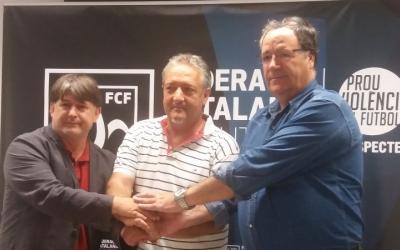 Grané, Murciano i Acemel, els dirigents de Mercantil, CRRT i Marina | FCF