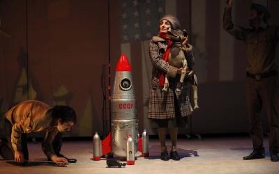 Laika, una obra de teatre per a majors de 6 anys | La Sala