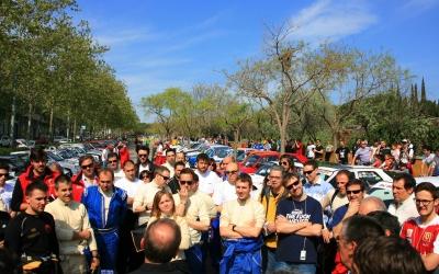 La sortida i el village del ral·li tornarà a ser al Parc Catalunya | Arxiu RS