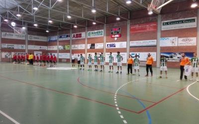 Els jugadors de tots dos equips van guardar un emotiu minut de silenci | La Xarxa