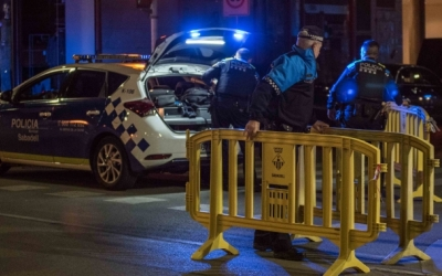 Unitat de la policia municipal | Roger Benet