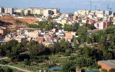 Imatge del barri de Torre-romeu | Cedida