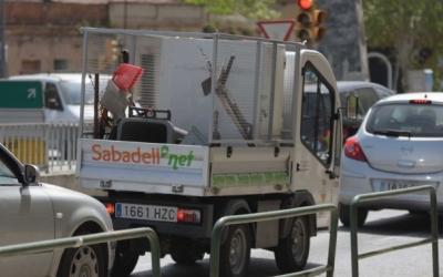 Vehicle de la neteja municipal | Roger Benet