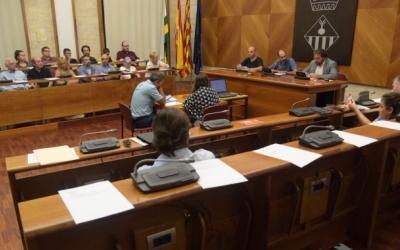 Les ordenances i preus públics es debatran al Ple d'aquest mes de setembre/ Roger Benet