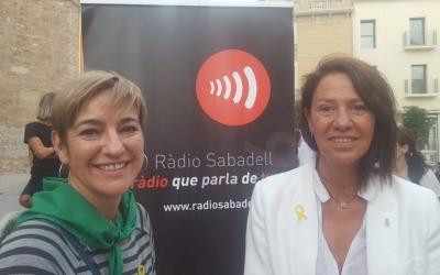 Lourdes Ciuró i Marta Madrenas | Núria Garcia