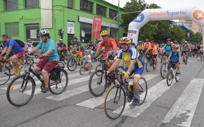 Sortida de la bicicletada | Roger Benet