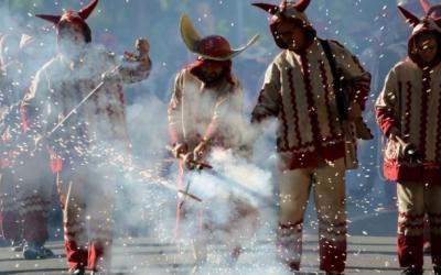 Ball de Diables de Sabadell a la Festa Major de 2017 | Roger Benet