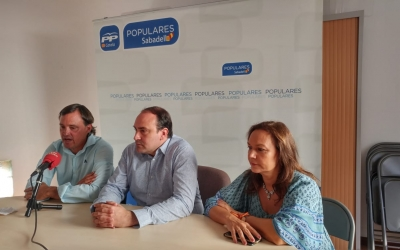 D'esquerra a dreta, Esteban Gesa, Daniel Serrano i Cuca Santos | Pere Gallifa