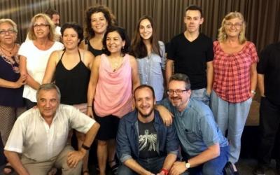 Membres del grup motor d'En Comú-Podem Sabadell | Arxiu