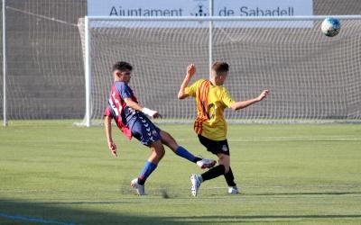Aiman ha de ser una referència per a l'equip de Carlos López | Pau Vituri