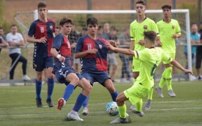 El Mercantil vol tornar a ser un mur i guanyar al Sant Andreu | Roger Benet