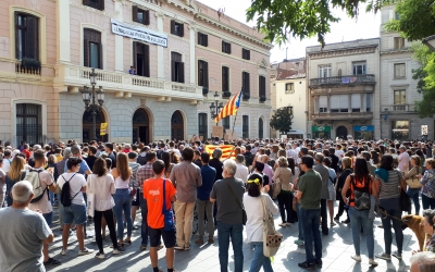 La convocatòria de l'Ajuntament ha mobilitzat 1.500 persones/ Karen Madrid