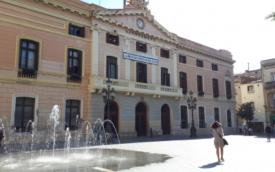 L'Ajuntament estarà obert demà per acollir l'activitat dels regidors/ Karen Madrid