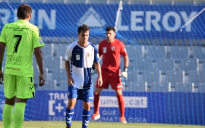 Josu Ozkoidi no vol confiances contra el Teruel | Crispulo D.