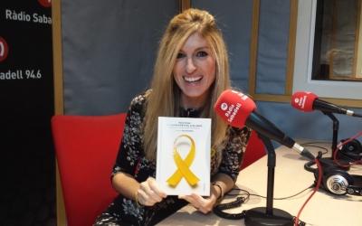 Maria Xinxó a Ràdio Sabadell | Pau Duran