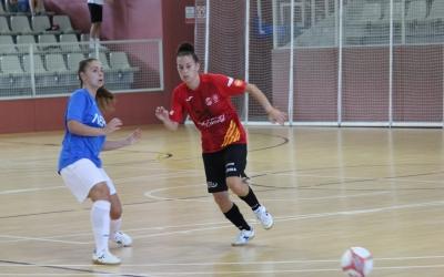 El Femisport-Nou Escorial s'estrena a la lliga amb derrota   Pau Vituri