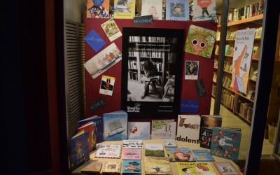 Aparador de la Librerío de la Plata | Cedida