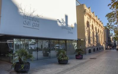 El Museu del Gas ja està tancat/ Roger Benet