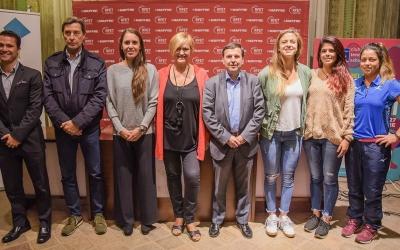 Representants de les institucions organitzadores a la Casa Duran   Roger Benet