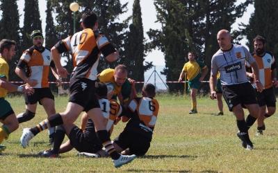 Victòria i derrota pel masculí i el femení del Sabadell RC | Montse Valcarce